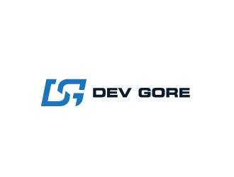 Dev Gore logo design