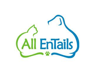 All enTails logo design