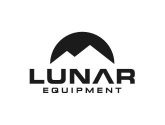 Lunar Equipment logo design