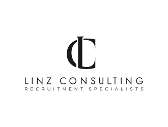 """Linz Consulting"" or ""Linz Consulting - Recruitment Specialists"" logo design"