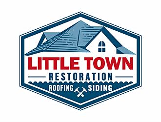 Little Town Restoration logo design