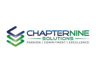 Chapter Nine Solutions logo design