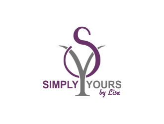 Simply Yours by LISA logo design