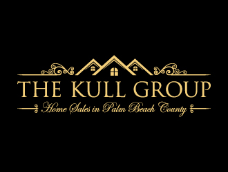 Kull Realty Group logo design