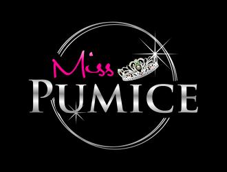 Miss Pumice logo design