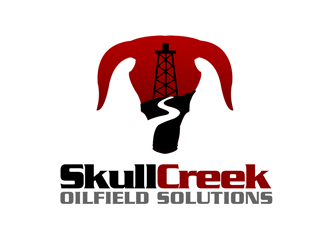 Skull Creek Oilfield Solutions logo winner