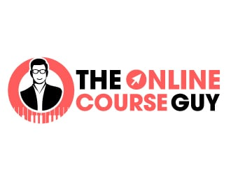 The Online Course Guy logo design