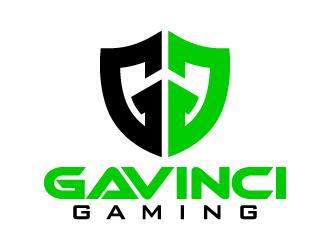 Gavinci Gaming logo design