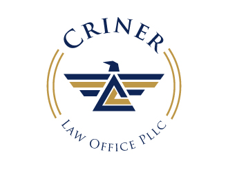 Criner Law Office, PLLC logo design