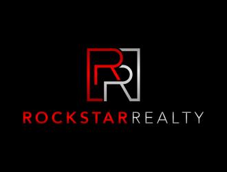 Rockstar Realty logo design