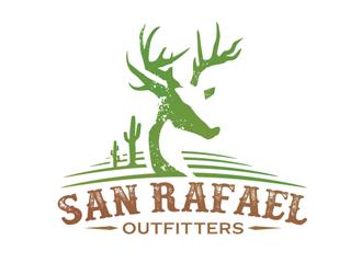 san rafael outfitters logo design