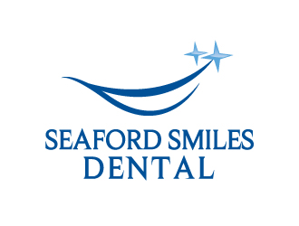 Seaford Smiles Family Dentistry logo design