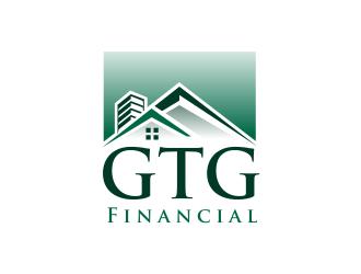 GTG Financial, Inc logo design