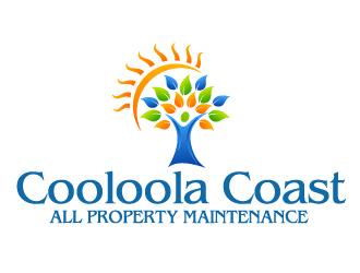 Cooloola Coast All Property Maintenance logo design