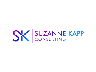 Suzanne Kapp Consulting logo design