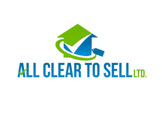 All Clear to Sell logo design