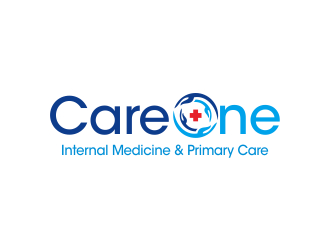 CareOne Internal Medicine & Primary Care logo design