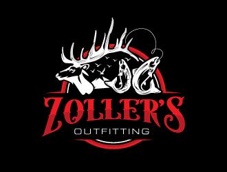 Zoller's Outfitting logo design