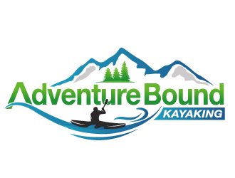 lake country adventure co logo design 48hourslogocom