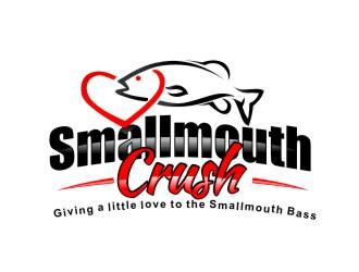 SmallmouthCrush logo design