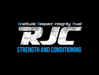 RJC Strength and Conditioning logo design