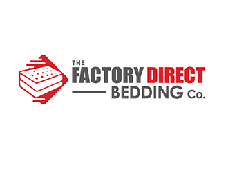 Factory Direct Bedding logo design