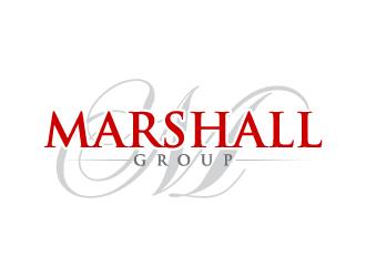 MARSHALL GROUP logo design