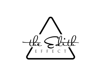 The Edith Effect logo design