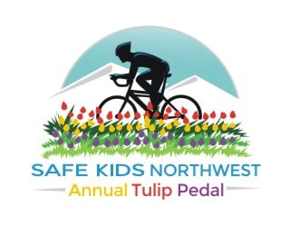 Safe Kids Northwest logo design