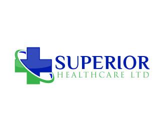 Superior Healthcare logo design