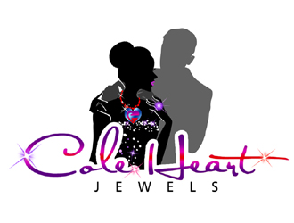 Cole Heart Jewels logo design