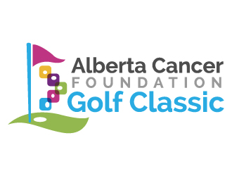 Alberta Cancer Foundation Golf Classic logo design
