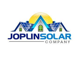 Joplin Solar Company logo design