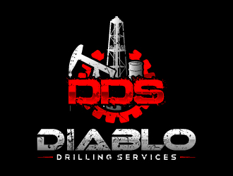 Diablo Drilling Services and/or (DDS) logo design