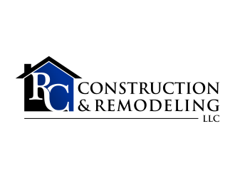 RC Construction logo design