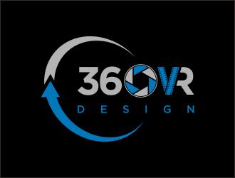 360VR Design logo design