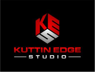 Kuttin Edge Studios logo design