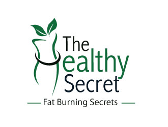The Healthy Secret logo design