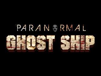Paranormal Ghost Ship logo design