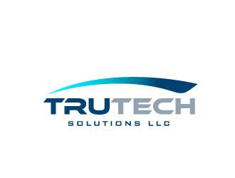 TruTech Solutions LLC logo design