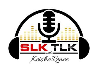 SLK TLK logo design