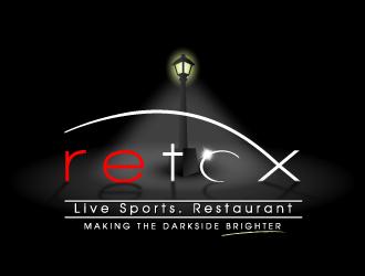retox logo design