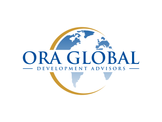 ORA Global Development Advisors logo design