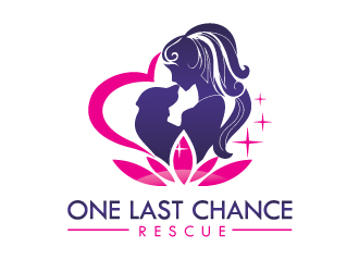 One Last Chance Rescue logo design