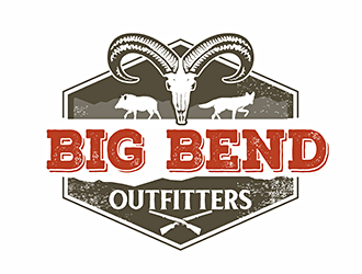 Big Bend Outfitters logo design