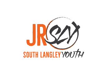 SLY - South Langley Youth logo design
