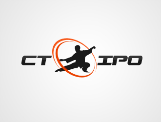 CT IPO  or CZ TJ IPO logo design