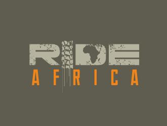 Ride Africa logo design