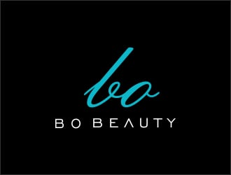 Bo Beauty logo design