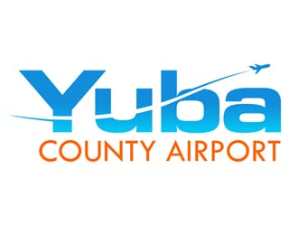 Yuba County Airport logo winner